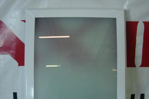 Glass Skylight - Clear & White Laminated 1