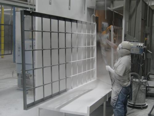 Powdercoat Process 4