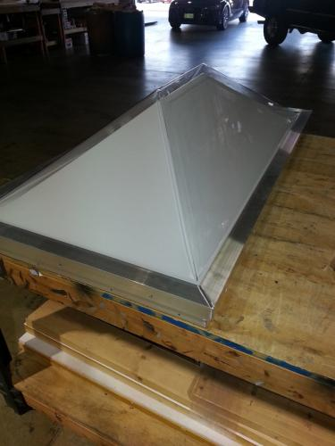 Pyramid Dome 5