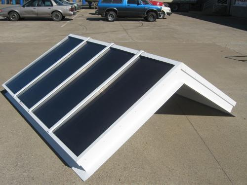 Ridge Mount Skylight 10