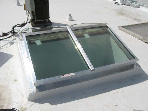 Ridge Mount Skylight 11