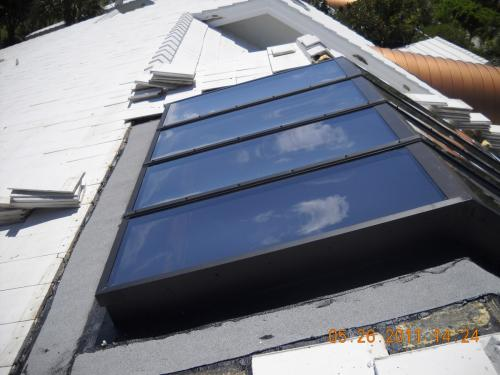Ridge Mount Skylight 5