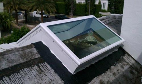 Ridge Mount Skylight 7