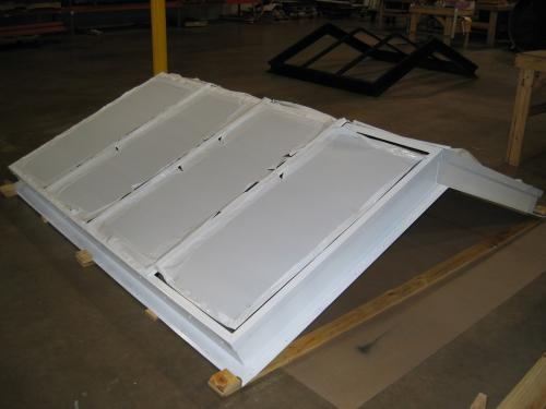 Ridge Mount Skylight 8