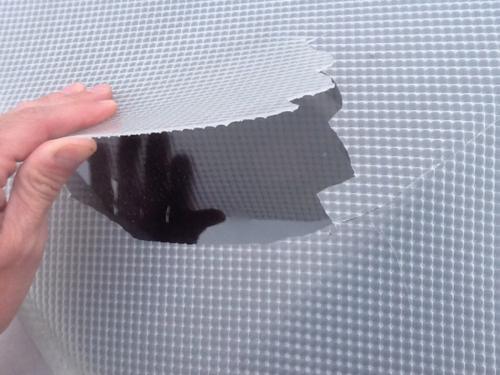 Competitor Prismatic Dome Failure 1