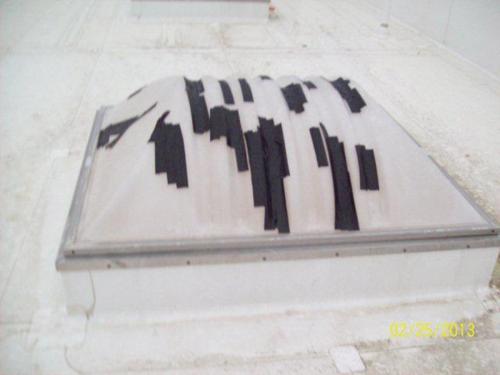 Competitor Prismatic Dome Failure 3