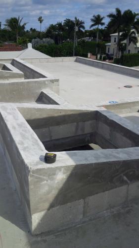 Concrete Curb 1