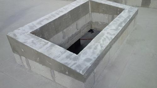 Concrete Curb 2