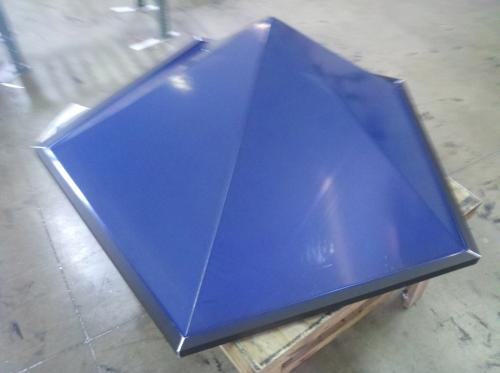 Pyramid Dome 1