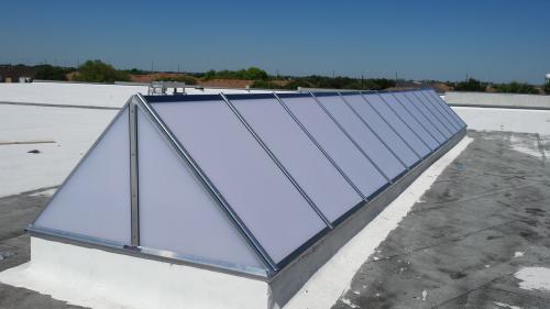 Ridge Light & Multiwall Polycarbonate 2