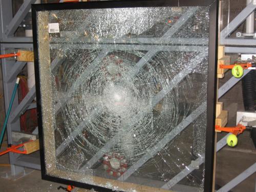 Test Lab 4 Glass Impact